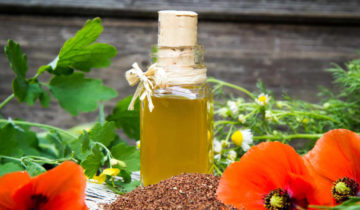 olej z wiesiołka na skórę