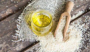 Olej sezamowy w kuchni