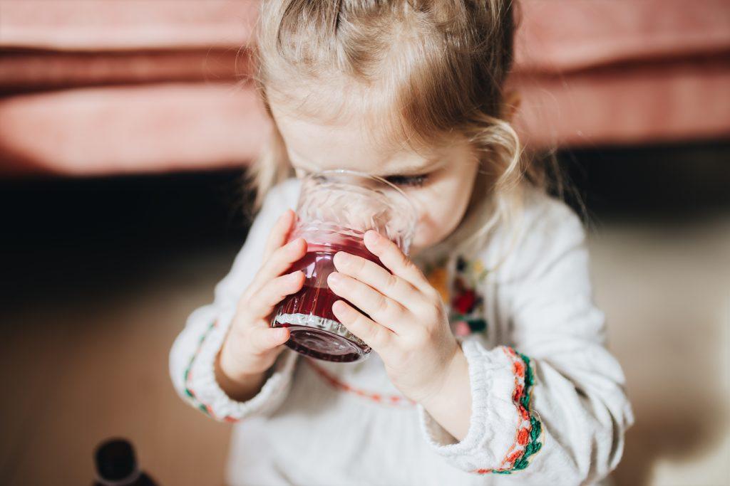Zakwas z buraka w diecie dziecka