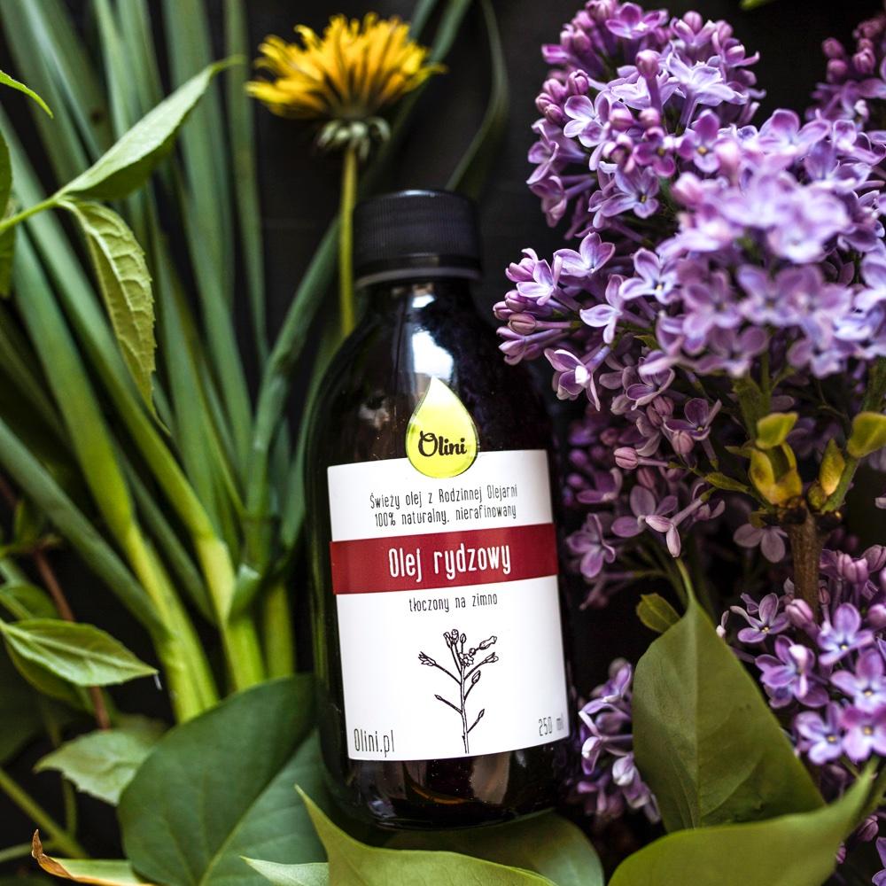 Olej rydzowy i lnianka siewna - bogactwo zdrowia i urody