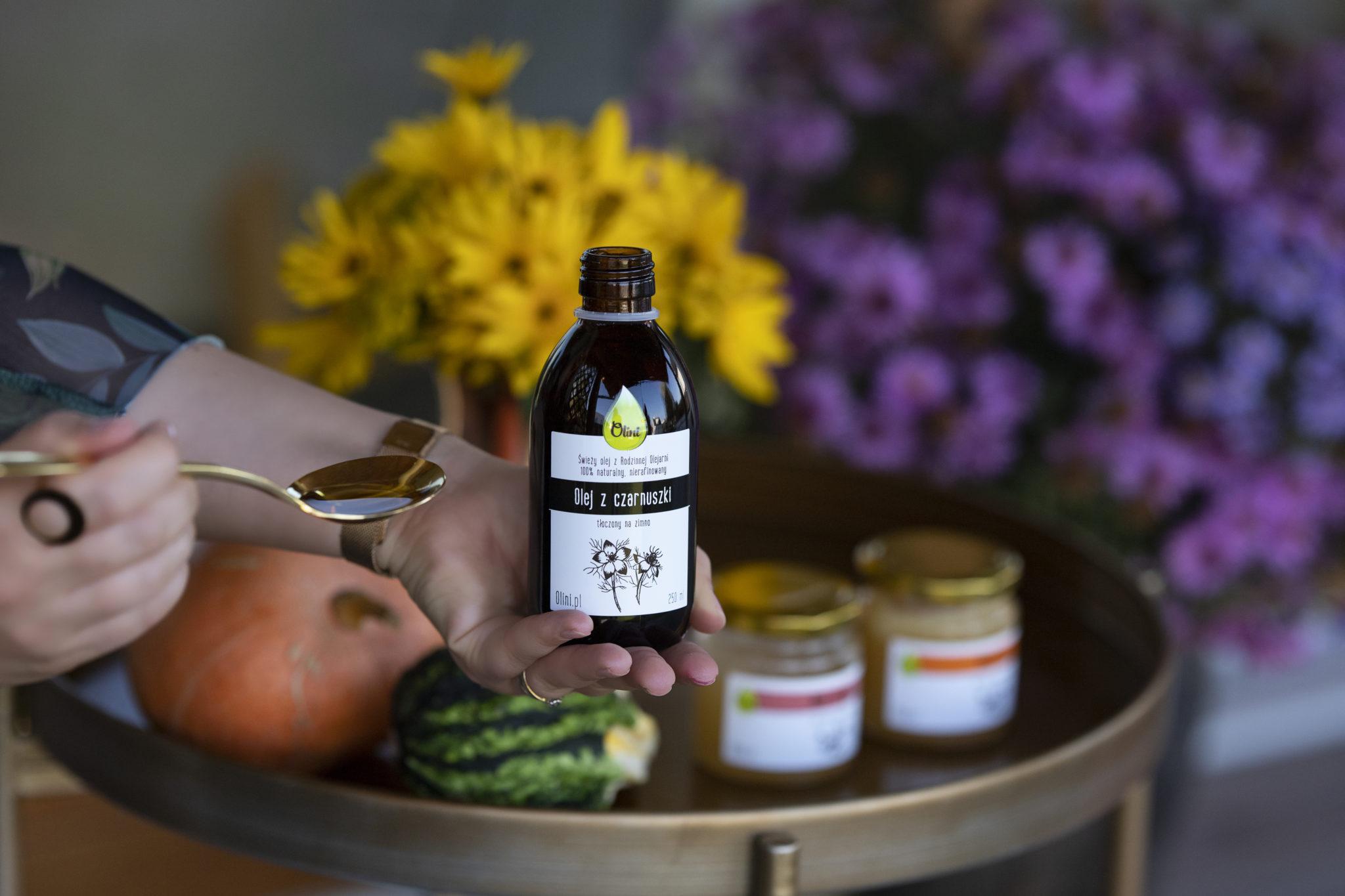 Zadbaj o siebie olejem z czarnuszki