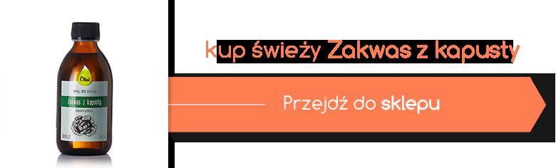 Zakwasy w diecie warzywno-owocowej dr Dąbrowskiej