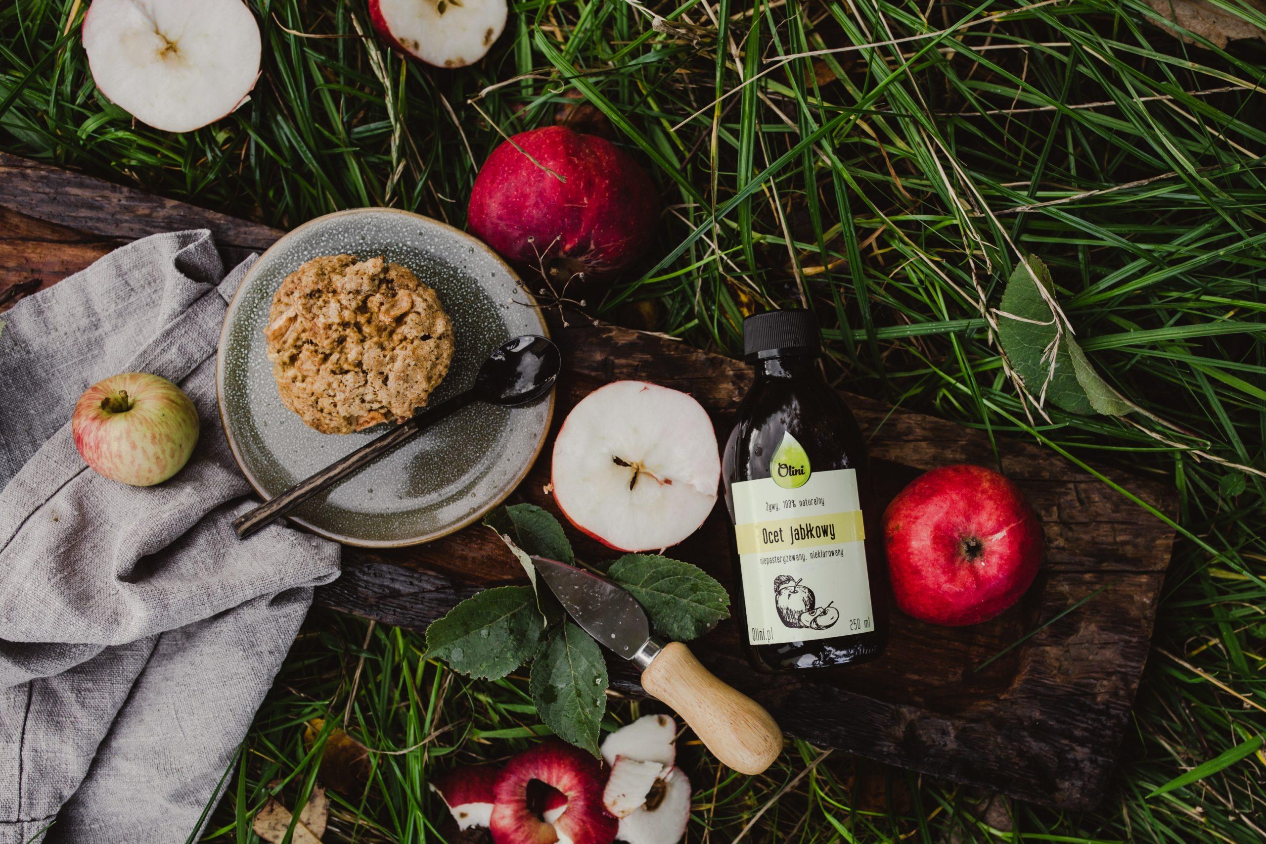 Ocet jabłkowy Olini - pyszny i zdrowy