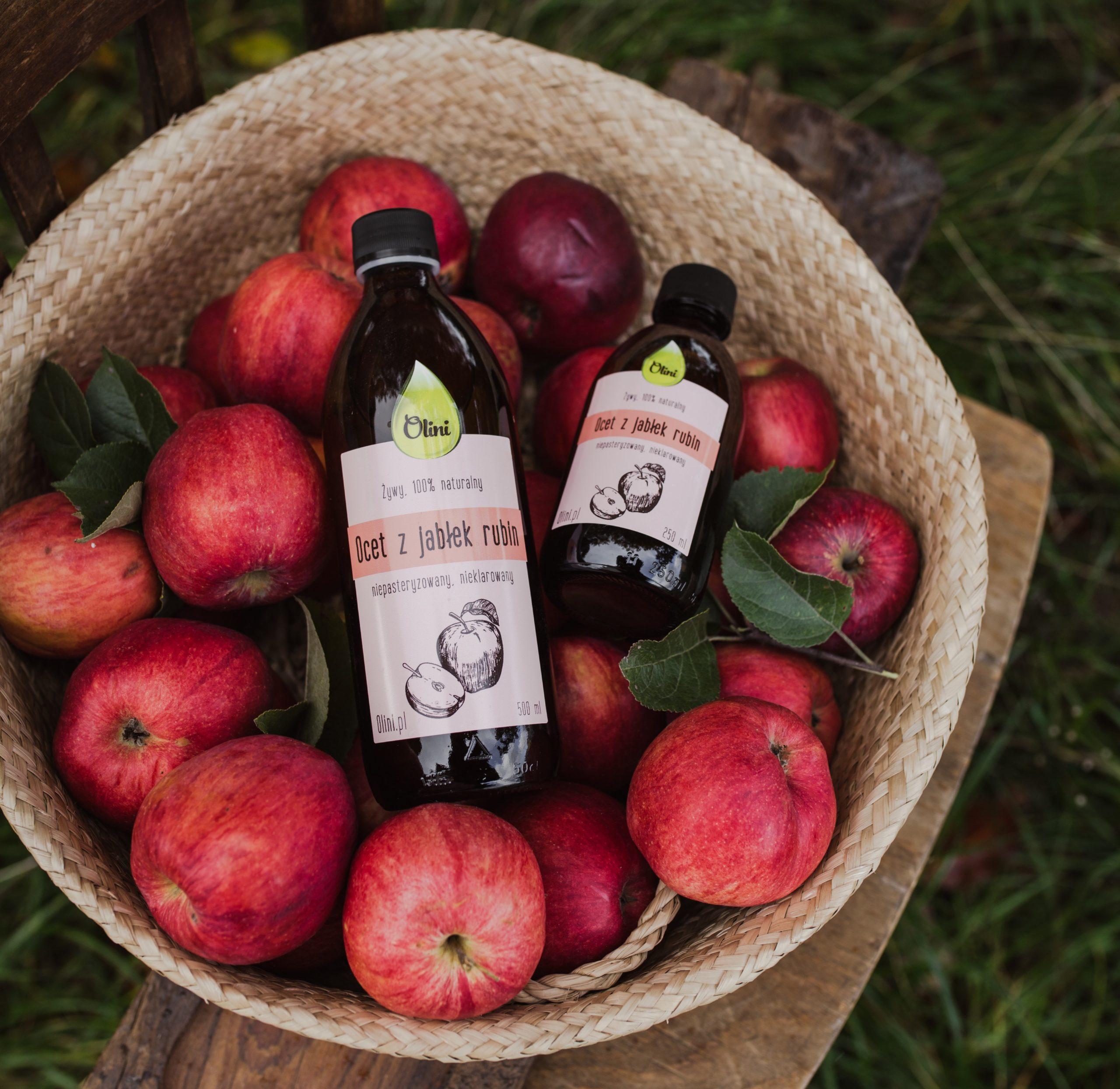 Zastosowanie octu jabłkowego