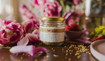 Pyłek pszczeli Olini