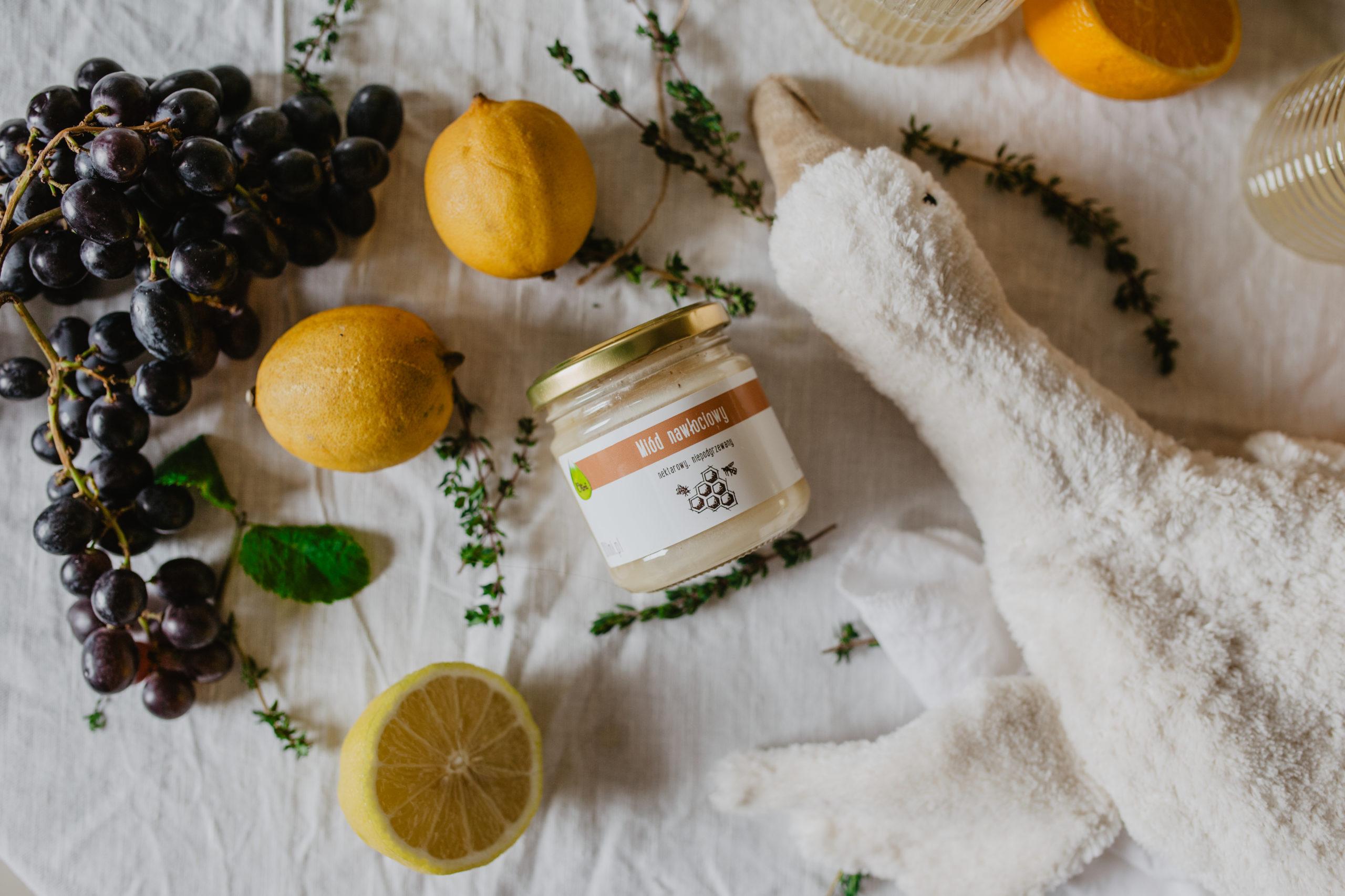 Miód - słodki sposób na odporność