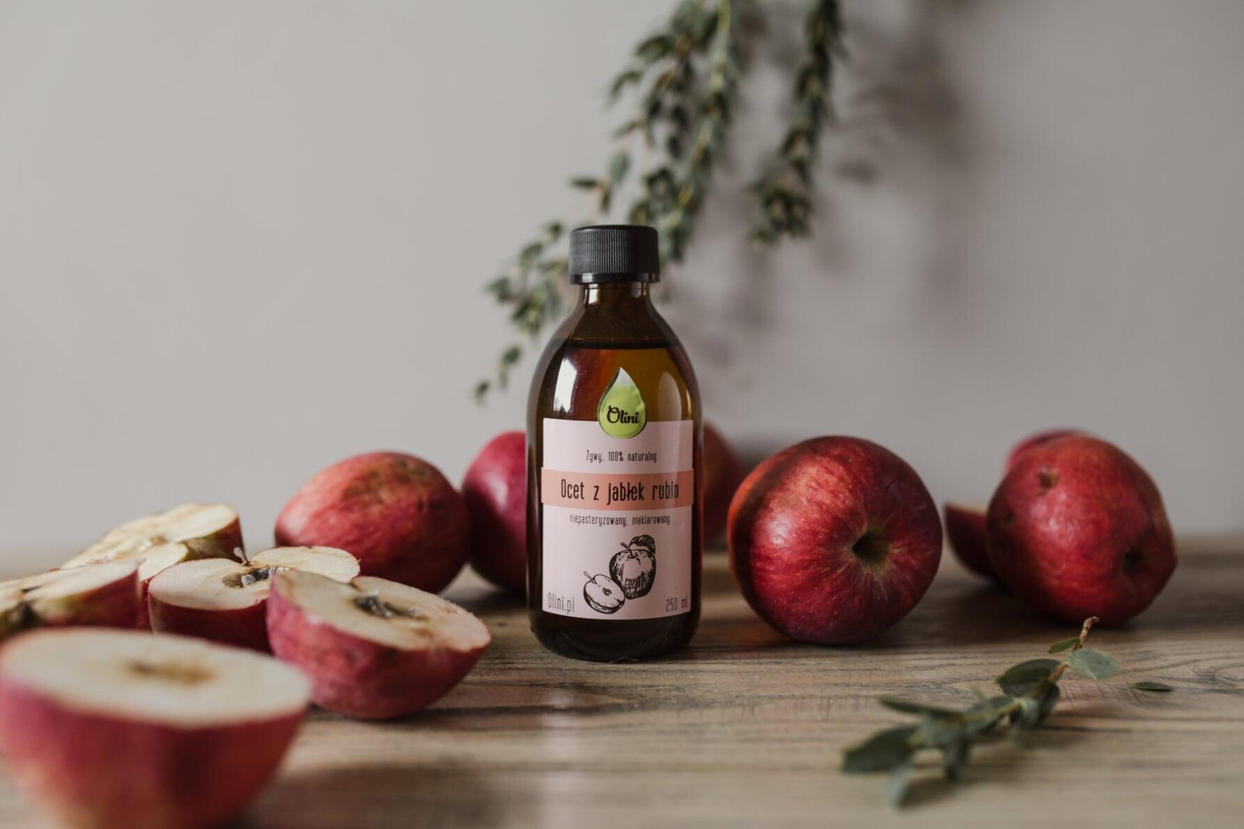 Jak pić ocet jabłkowy