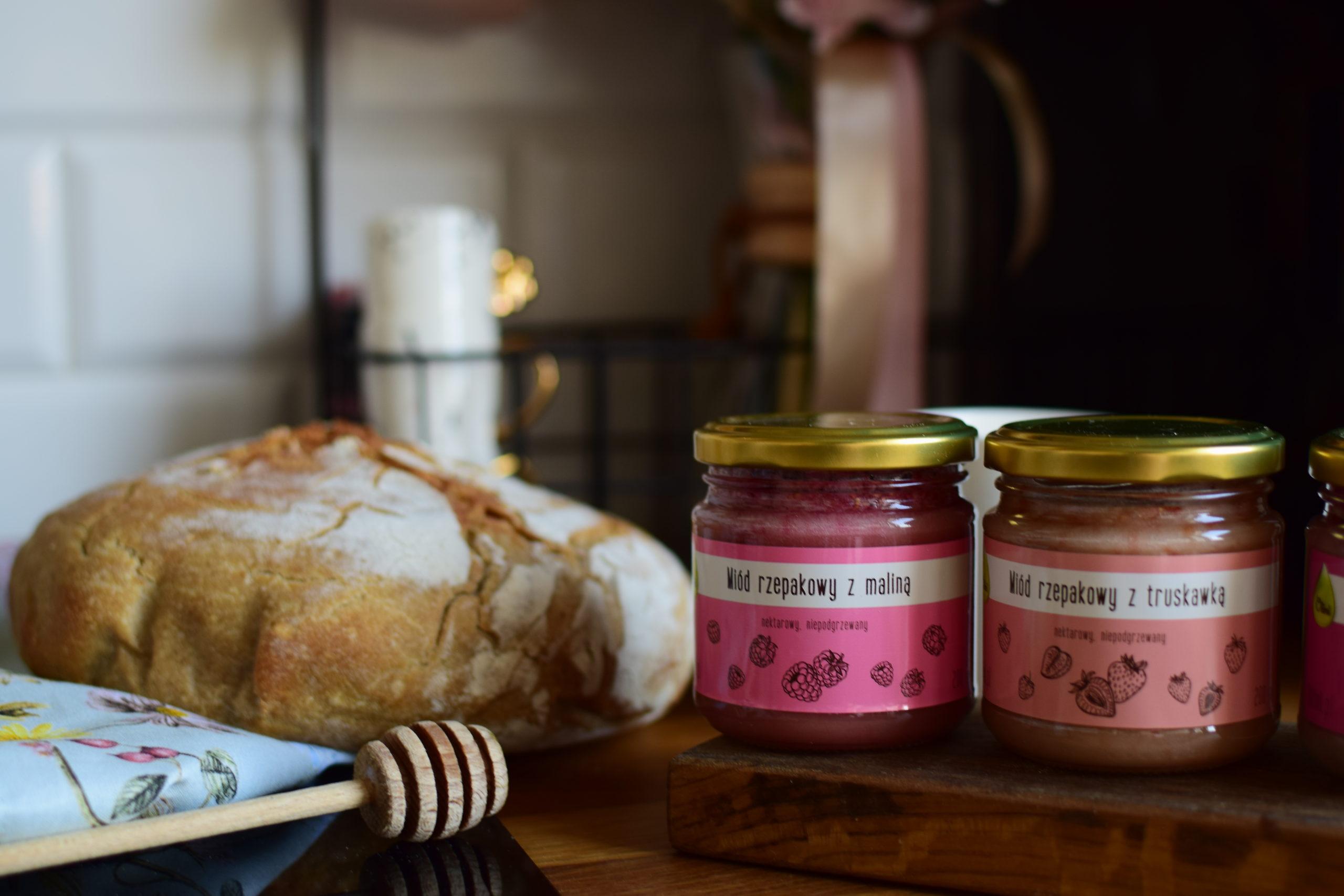 Jak przechowywać miód pszczeli?